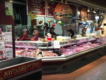 Boucherie Claude et Henri 2005 Inc - Boucheries