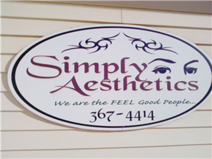 Simply Aesthetics - Hairdressers & Beauty Salons - 902-367-4414