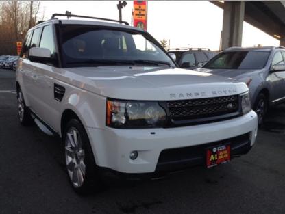 A-1 Auto Sales Ltd - New Car Dealers - 604-580-0400