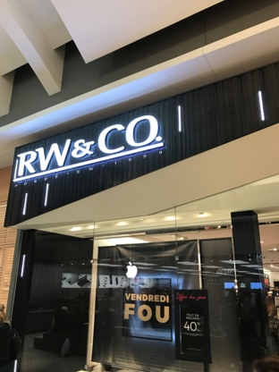 RW & CO. - Clothing Stores - 450-687-4605