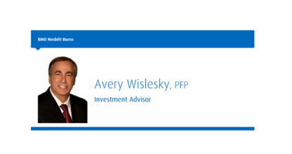 Avery Wislesky Investment Advisor - Financial Planning Consultants - 416-670-7781