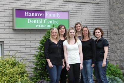 Hanover Family Dental Centre - Dentists - 519-364-1118
