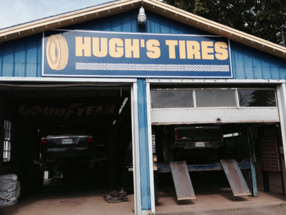 Hugh's Tire - Magasins de pneus - 902-863-6990