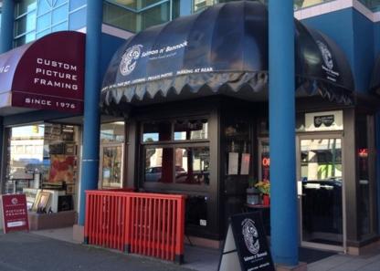 Salmon n' Bannock - Seafood Restaurants