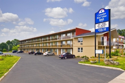 Canadas Best Value Inn - Burlington/Hamilton - Hôtels