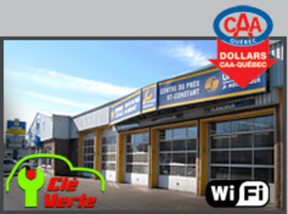 Touchette Pneus et Mécanique - Garages de réparation d'auto - 450-632-4140