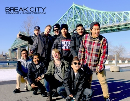 Break City Dance Centre - Cours de danse - 514-502-4658