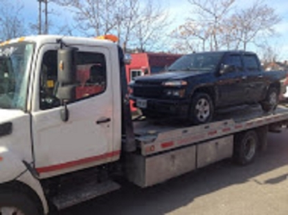 Capital Towing - Vehicle Towing - 613-909-1091