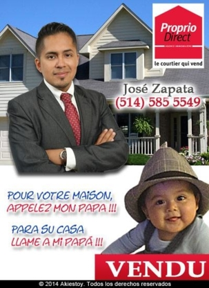 José Zapata Courtier Immobilier - Real Estate Agents & Brokers