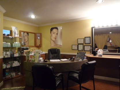 Celebrity Beauty Center - Hairdressers & Beauty Salons - 604-852-9138