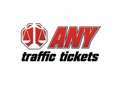 Any Traffic Tickets - Traffic Ticket Defense - 905-858-8889