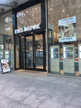 Goldone Holdings Eyes Inspire - Eyeglasses & Eyewear - 604-688-7765