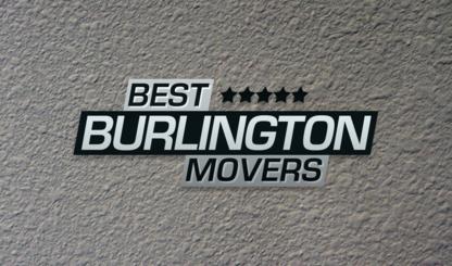 Best Burlington Movers - Déménagement et entreposage - 289-288-4121