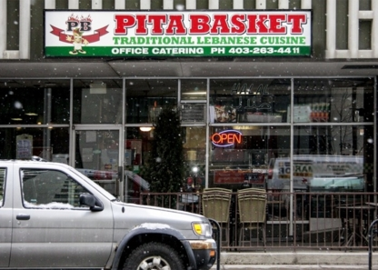 Pita Basket Cafe - Restaurants - 403-219-2747