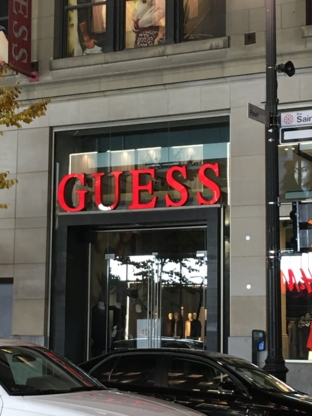 GUESS - Clothing Stores - 514-670-3171