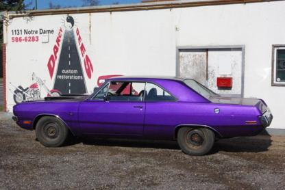 Darcy Dee's Custom Restoration and Repairs - Snowmobiles - 204-586-6283