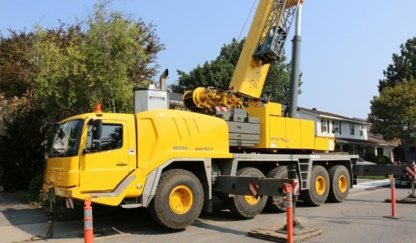 Ottawa Crane Rental Services - Contractors' Equipment Rental - 613-225-8250