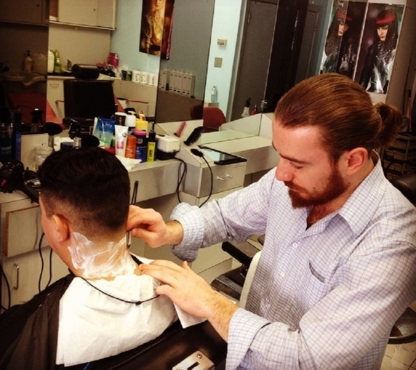 Barbers Touch - Hair Salons - 905-990-7700