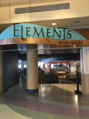 Elements on The Falls - Restaurants - 905-354-3631