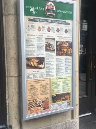 Les 3 Brasseurs - Restaurants - 514-788-6333