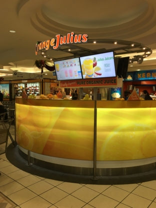 Orange Julius - Restaurants - 604-266-3093