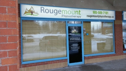View Rougemount Physiotherapy's Scarborough profile