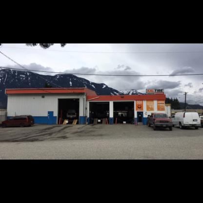 Kal Tire - Tire Retailers - 604-869-2426