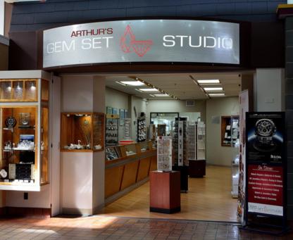 Arthurs Gem Set Studio - Jewellers & Jewellery Stores