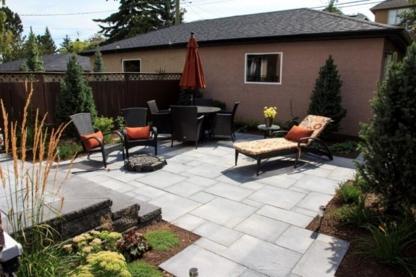 The Landscape Artist - Landscape Contractors & Designers - 403-256-2252