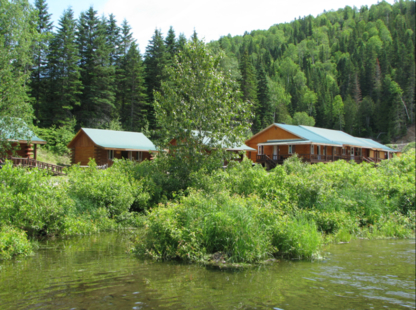Camp de Bucherons - Auberges - 418-299-2025