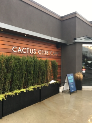 Cactus Club Cafe - Restaurants - 604-291-6606