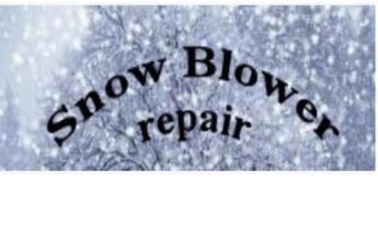 Ashley's Maintenance Welding - Snow Blowers - 709-689-4766