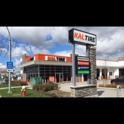 Kal Tire - Tire Retailers - 604-466-9694