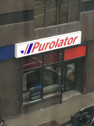 Purolator - Courier Service - 514-875-8661