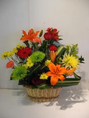 Atelier Floral Suzanne Savard - Florists & Flower Shops - 450-505-6650