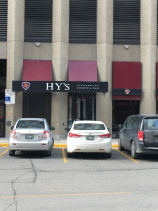 Hy's Steakhouse & Cocktail Bar - Restaurants