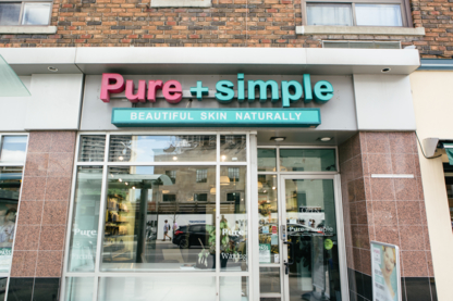 Pure + Simple - Bulk & Bottled Water - 416-481-2081