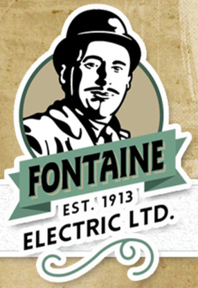 Fontaine Electric Co - Electricians & Electrical Contractors - 204-233-7425