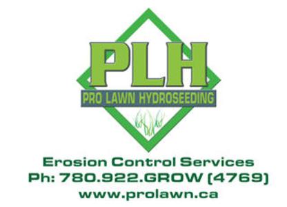 PLH Erosion Control Services - Hydroseeding