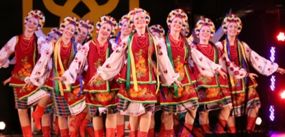Canada's National Ukrainian Festival Inc