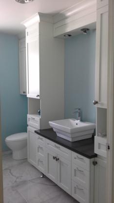 Ebénisterie Luc 2000 - Bathroom Renovations - 418-346-1414