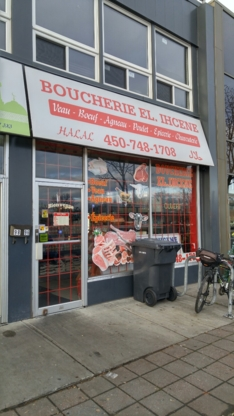 Boucherie El-Ihcene - Butcher Shops