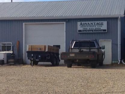 Advantage Industries Ltd - Oil Field Trucking & Hauling