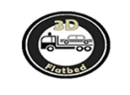 3D Flatbed - Vehicle Towing - 647-960-6683