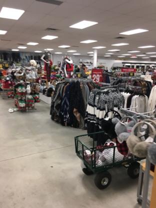 Thriftys Inc(2005) - Sportswear Stores