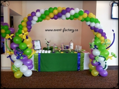 Event Factory - Balloons