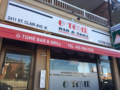 O Tome Bar & Grill - Seafood Restaurants - 416-769-7038