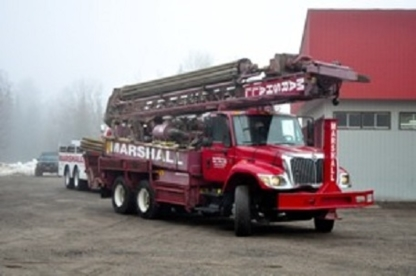 Marshall Well Drilling - Well Digging & Exploration Contractors - 705-636-7774