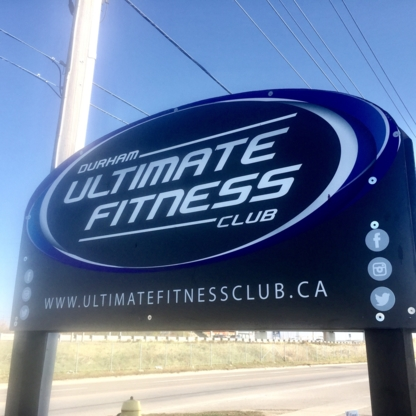 Durham Ultimate Fitness Club - Fitness Gyms - 905-433-3832