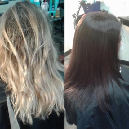 My Secret Salon - Salons de coiffure - 250-748-8468